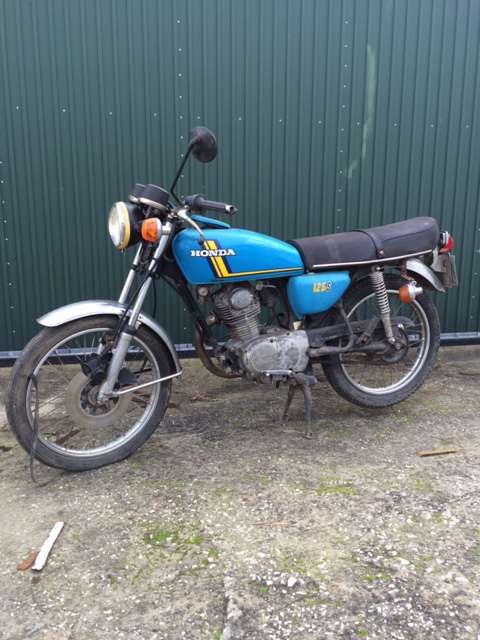 Honda CB 125cc - FOR SALE | American Dream